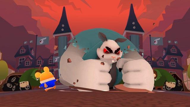 Hamsterdam - Game ngộ nghĩnh cho người đam mê Kungfu - Ảnh 5.