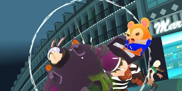 Hamsterdam - Game ngộ nghĩnh cho người đam mê Kungfu - Ảnh 6.