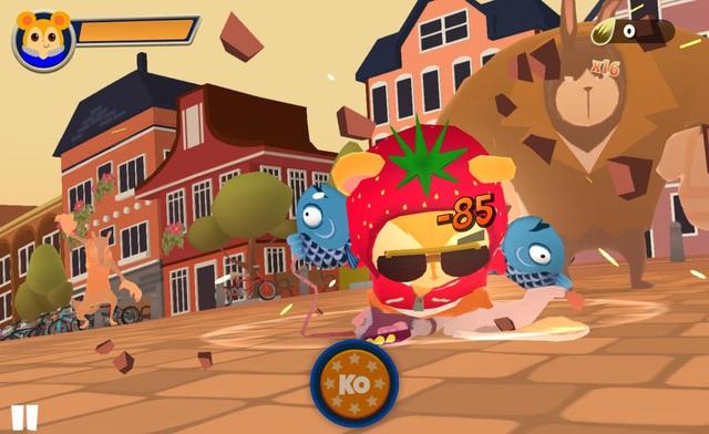Hamsterdam - Game ngộ nghĩnh cho người đam mê Kungfu - Ảnh 8.