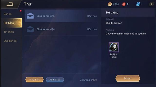 Liên Quân Mobile: Không cần nạp thẻ, game thủ vẫn nhận FREE Lữ Bố Tư Lệnh Robot siêu dễ - Ảnh 5.