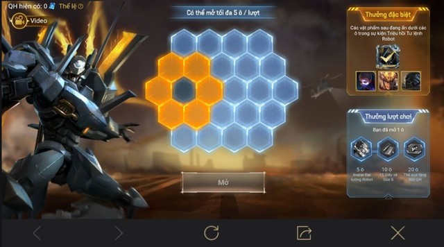 Liên Quân Mobile: Không cần nạp thẻ, game thủ vẫn nhận FREE Lữ Bố Tư Lệnh Robot siêu dễ - Ảnh 3.