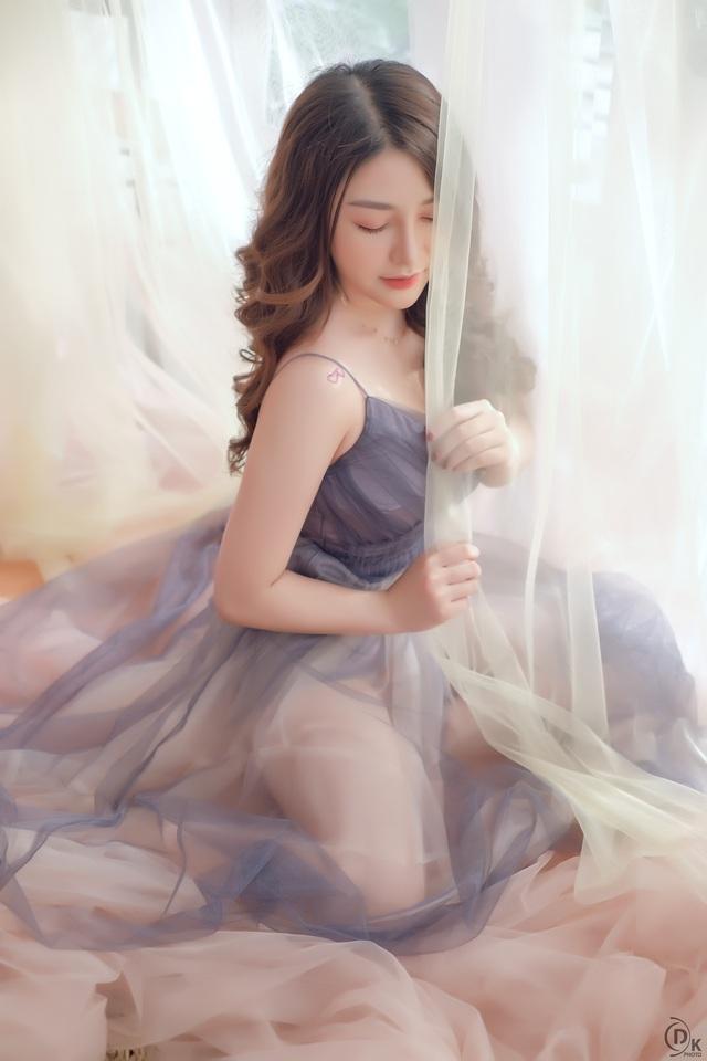 Kiều Anh Hera lột xác thành nữ thần trong bộ ảnh mới đốn tim dân mạng - Ảnh 2.
