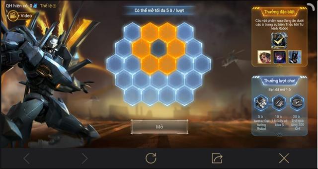 Liên Quân Mobile: Không cần nạp thẻ, game thủ vẫn nhận FREE Lữ Bố Tư Lệnh Robot siêu dễ - Ảnh 2.