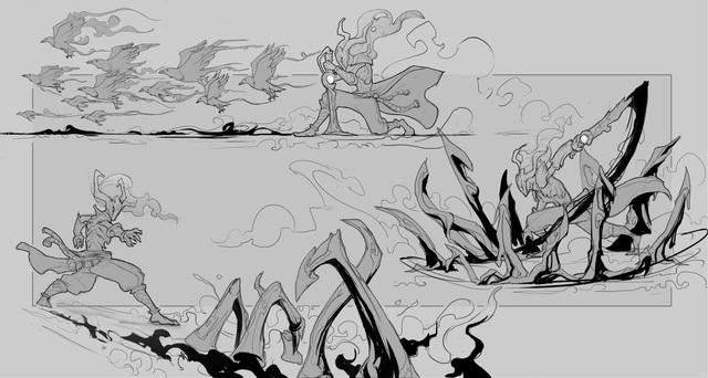 LMHT: Ngỡ ngàng với tạo hình siêu ngầu lòi của Seneh Quỷ Lửa trong Liên Minh Huyền Thoại - Ảnh 14.