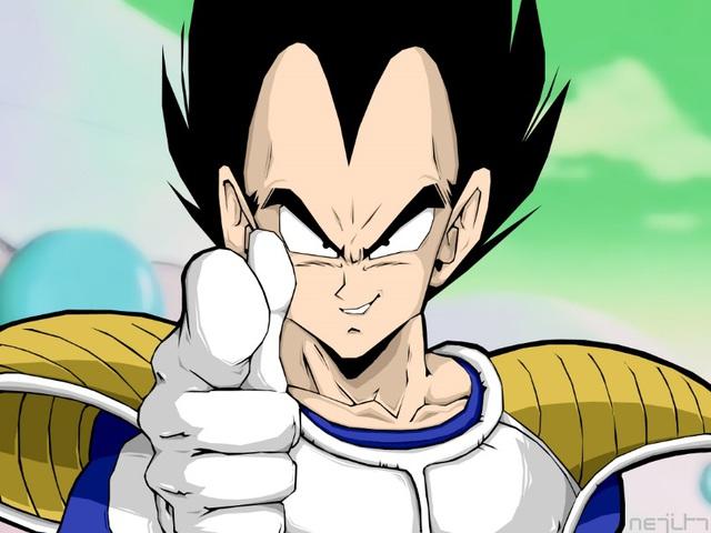 Dragon Ball: Phì cười khi xem loạt ảnh chế meme về hoàng tử Saiyan Vegeta - Ảnh 2.