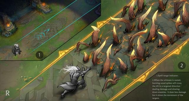 LMHT: Ngỡ ngàng với tạo hình siêu ngầu lòi của Seneh Quỷ Lửa trong Liên Minh Huyền Thoại - Ảnh 12.