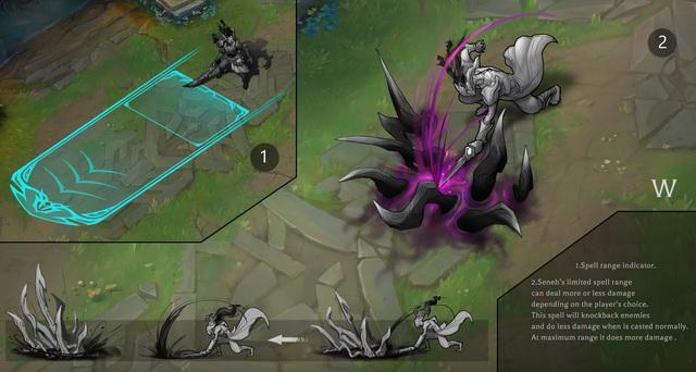 LMHT: Ngỡ ngàng với tạo hình siêu ngầu lòi của Seneh Quỷ Lửa trong Liên Minh Huyền Thoại - Ảnh 9.