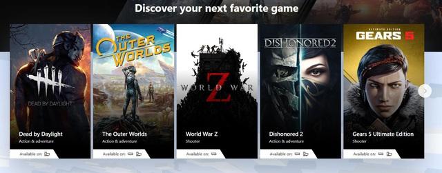 Microsoft tung gói khuyến mại siêu khủng: Chỉ 1$, thoải mái chơi hàng tá game bom tấn siêu xịn - Ảnh 2.
