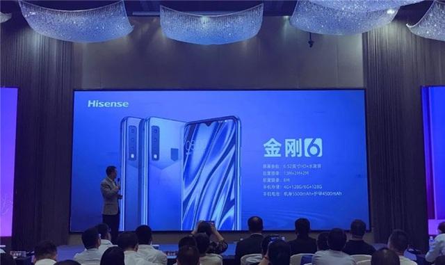 Hãng Trung Quốc ra mắt smartphone pin 10000mAh - Ảnh 3.
