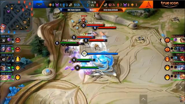 Liên Quân Mobile: Thua 4-0 tận 2 lần liên tiếp với cùng 1 đối thủ, ONE Team cúi đầu tạ lỗi - Ảnh 3.
