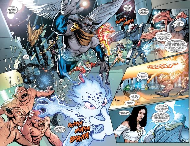 Có thể bạn chưa biết: Sonic chính là BẠN THÂN của siêu anh hùng The Flash trong vũ trụ DC - Ảnh 6.