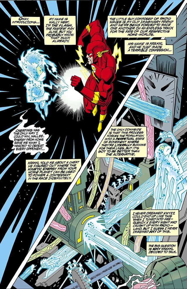 Có thể bạn chưa biết: Sonic chính là BẠN THÂN của siêu anh hùng The Flash trong vũ trụ DC - Ảnh 2.