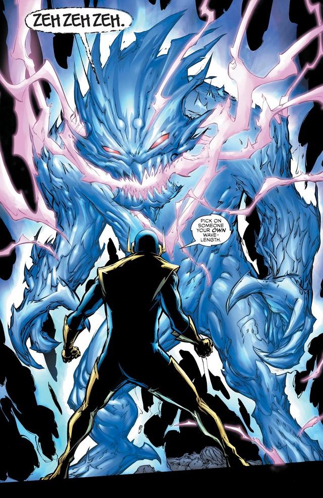 Có thể bạn chưa biết: Sonic chính là BẠN THÂN của siêu anh hùng The Flash trong vũ trụ DC - Ảnh 7.