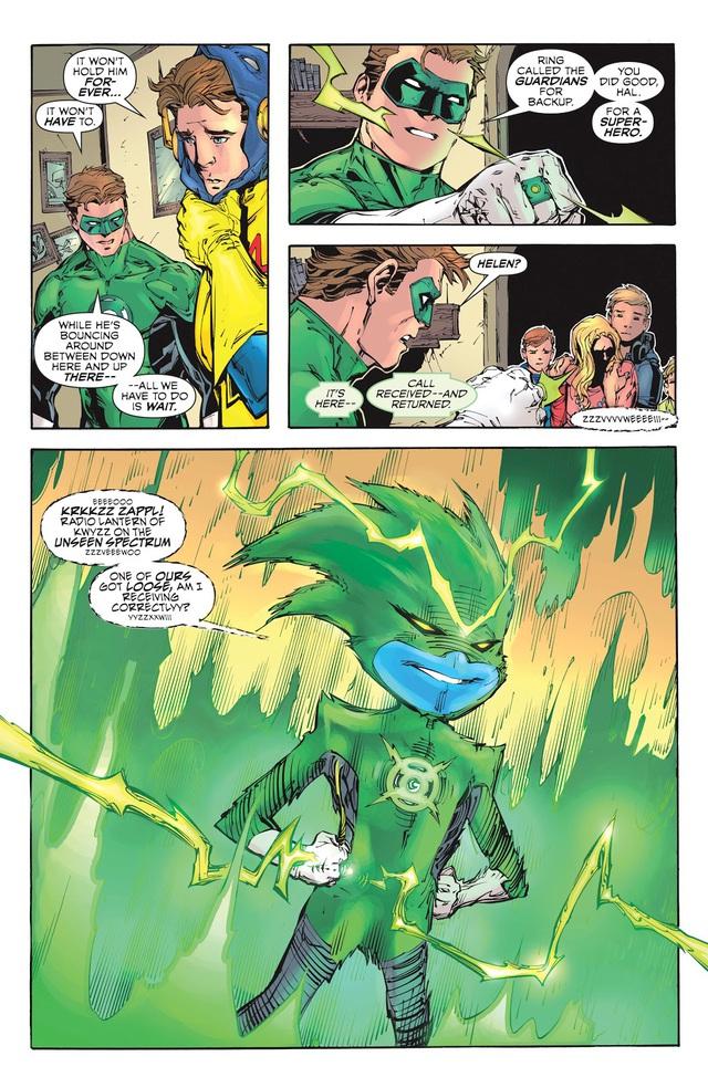 Có thể bạn chưa biết: Sonic chính là BẠN THÂN của siêu anh hùng The Flash trong vũ trụ DC - Ảnh 8.