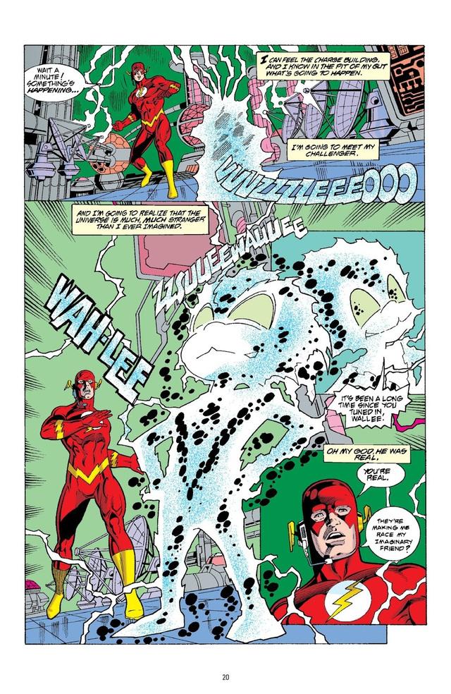 Có thể bạn chưa biết: Sonic chính là BẠN THÂN của siêu anh hùng The Flash trong vũ trụ DC - Ảnh 3.