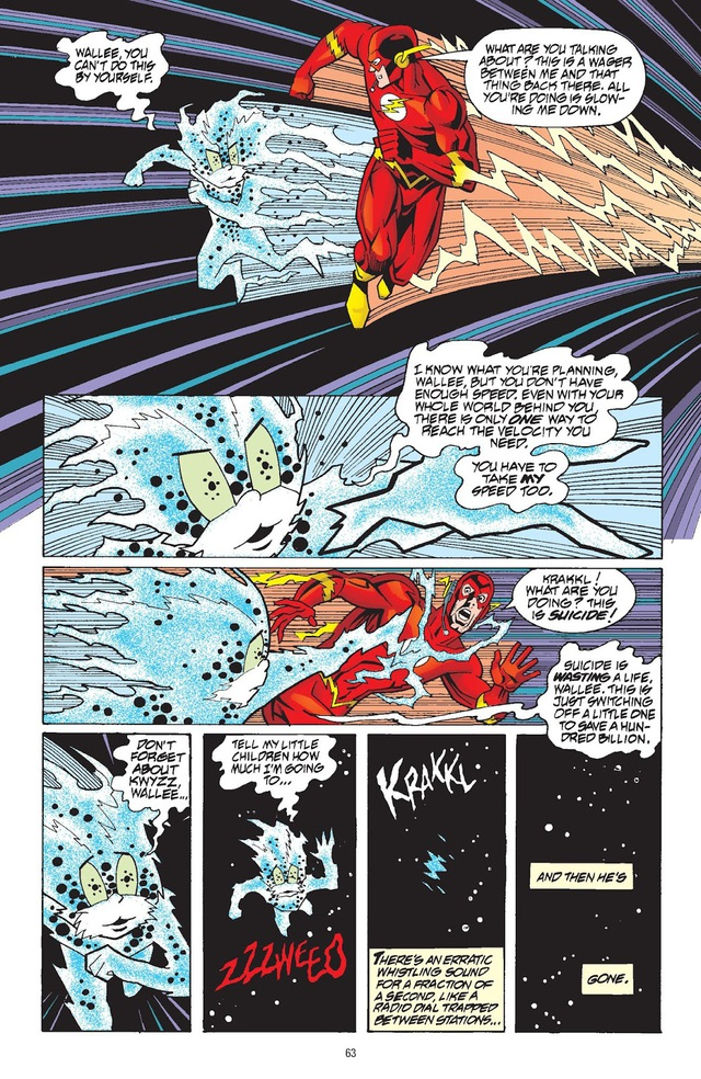 Có thể bạn chưa biết: Sonic chính là BẠN THÂN của siêu anh hùng The Flash trong vũ trụ DC - Ảnh 4.
