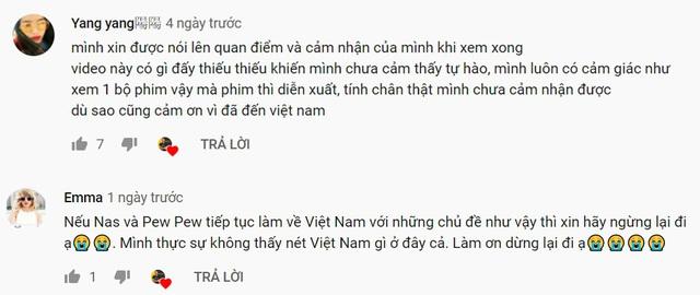 Mua cả cửa hàng quần áo tặng người Việt, Pewpew và Nas Daily nhận cơn mưa chỉ trích: Dàn dựng kịch bản, sai ý nghĩa... - Ảnh 6.