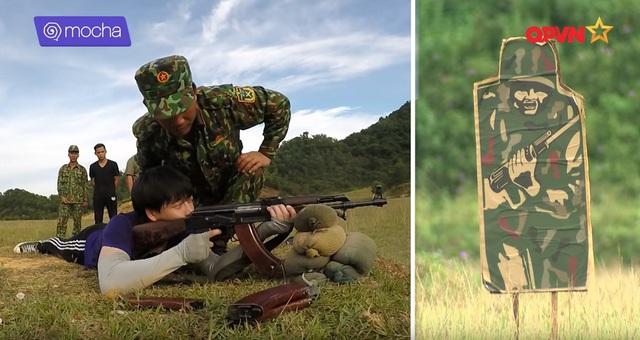 Độ Mixi trổ tài sấy AK cực khét, mỗi tội đạn đi đâu thì chưa biết - Ảnh 3.