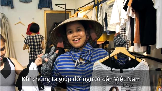 Mua cả cửa hàng quần áo tặng người Việt, Pewpew và Nas Daily nhận cơn mưa chỉ trích: Dàn dựng kịch bản, sai ý nghĩa... - Ảnh 5.