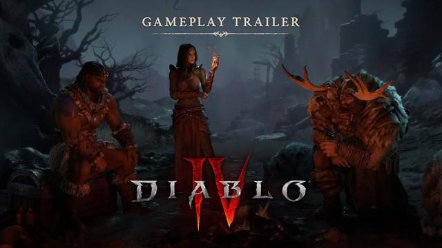 Bom tấn được chờ đợi nhất hành tinh - Diablo IV chính thức hé lộ - Ảnh 1.