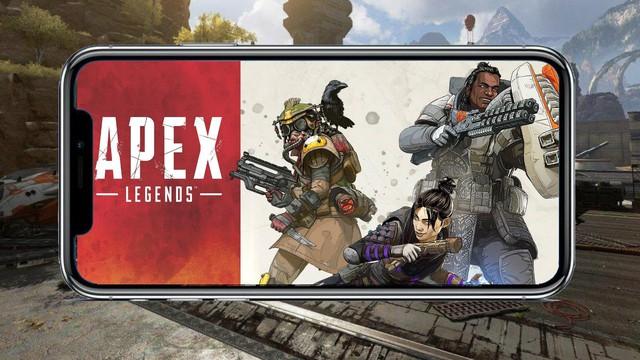 Apex Legends ra mắt bản di động, PUBG Mobile sắp có thêm đối thủ mới - Ảnh 1.