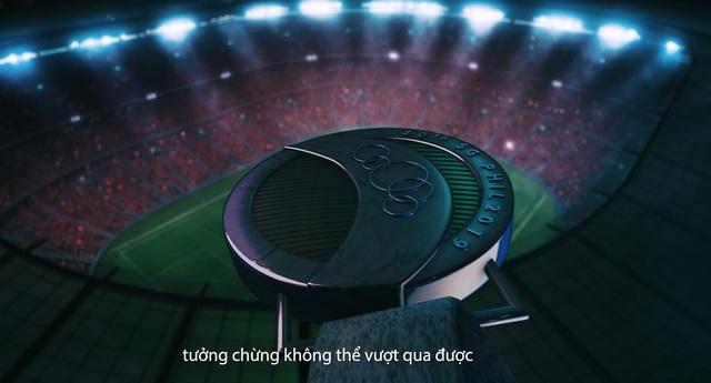 Đội hình tuyển Việt Nam xuất hiện trong trailer bom tấn, EA Sports phá lệ buff cực khủng cho Quang Hải, Công Phượng... - Ảnh 2.