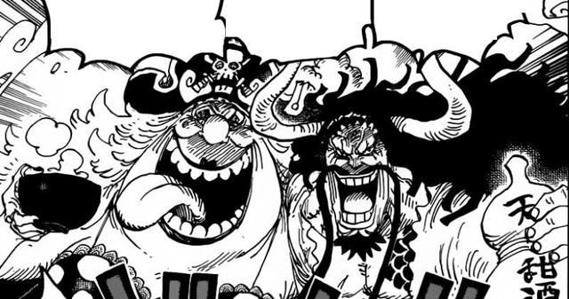 Giả thuyết One Piece: 2 Tứ Hoàng bị đánh bại và 5 bất ngờ có thể xảy ra ở cuối arc Wano - Ảnh 1.