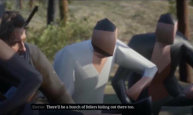 Chết cười với Red Dead Redemption 2 khi chạy ở chế độ đồ họa cùi bắp nhất - Ảnh 1.