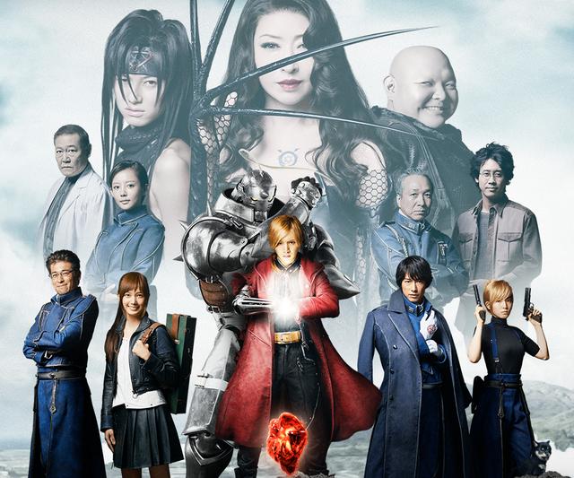 Chuyển thể anime/manga thành live action, tại sao không? - Ảnh 1.