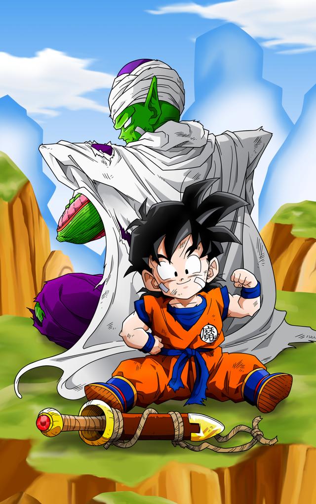 Dragon Ball: Muten Roshi và 10 thầy giáo vĩ đại được nhiều người yêu mến - Ảnh 2.