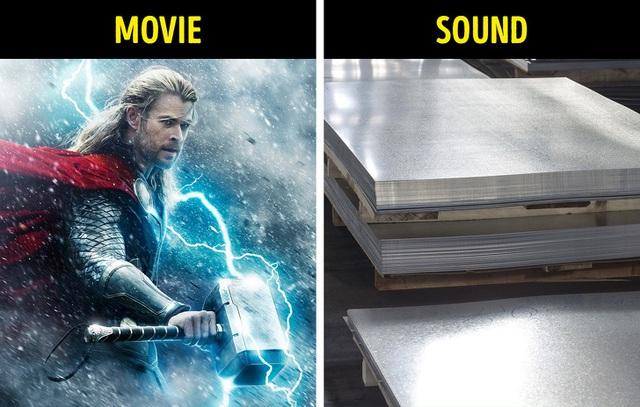 Cách tạo ra âm thanh sấm sét của Thor và những hiệu ứng đặc biệt mà chỉ có người trong nghề mới biết về các bộ phim bom tấn Hollywood - Ảnh 14.