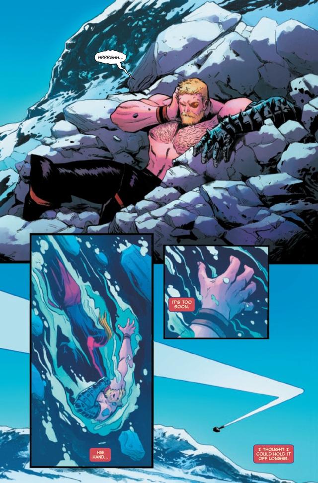 Tin sốc: Captain Marvel hắc ám vừa... vặt đầu của thần Thor? - Ảnh 7.