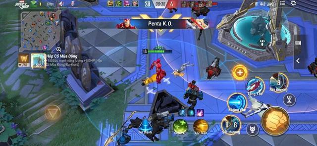 MARVEL Super War mở beta lần 2 nhưng trận đấu chỉ toàn... người đấu với Bot - Ảnh 2.