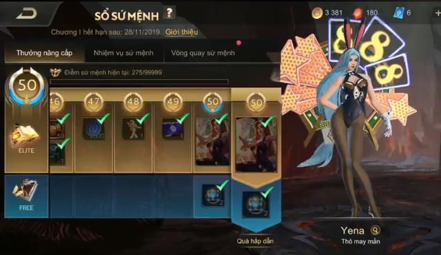 Liên Quân Mobile: Game thủ VN có thêm cơ hội nhận Rương skin Thần tượng âm nhạc - Ảnh 1.