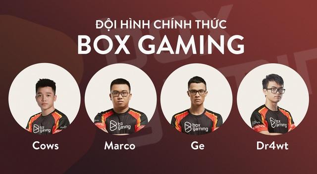 PUBG Mobile - Phỏng vấn Louis: Marco là người đội trưởng phù hợp nhất với Box Gaming ở thời điểm hiện tại - Ảnh 1.