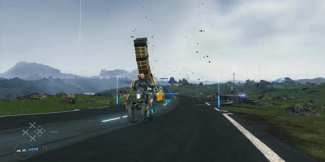 Năm dấu ấn của Metal Gear Solid xuất hiện trong Death Stranding - Ảnh 2.