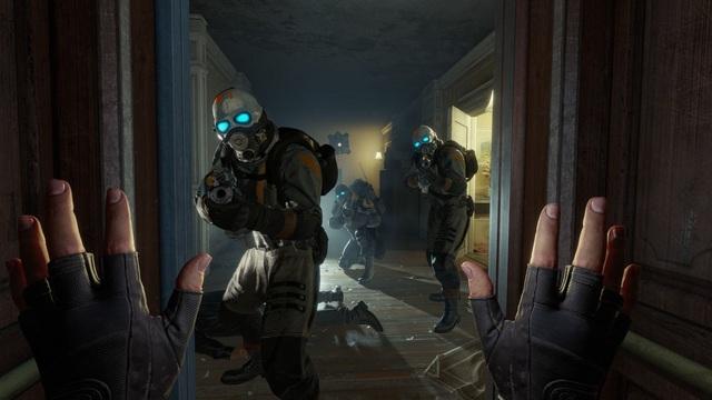Những hình ảnh đầu tiên cho sự trở lại của huyền thoại – Half Life 3 - Ảnh 3.