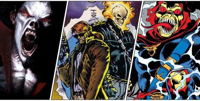 10 nhân vật Marvel sinh ra là để dành cho những bộ phim kinh dị - Ảnh 1.