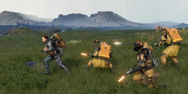 Năm dấu ấn của Metal Gear Solid xuất hiện trong Death Stranding - Ảnh 3.