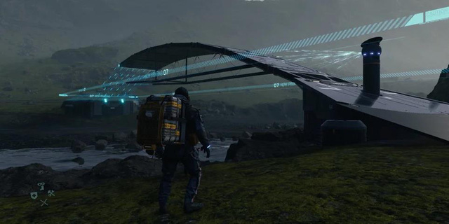 Năm dấu ấn của Metal Gear Solid xuất hiện trong Death Stranding - Ảnh 8.