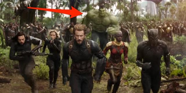 Lại là Marvel với những cảnh phim bị cắt: Suýt chút nữa Hulk đã tham chiến tại Wakanda trong Infinity War - Ảnh 3.