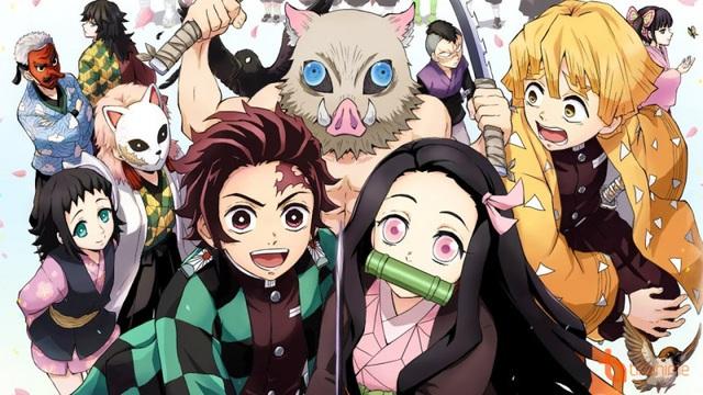 Kimetsu no Yaiba khiêm tốn đứng vị trí thứ 2 manga bán chạy của Shueisha sau One Piece năm 2019 - Ảnh 1.