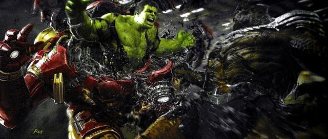 Lại là Marvel với những cảnh phim bị cắt: Suýt chút nữa Hulk đã tham chiến tại Wakanda trong Infinity War - Ảnh 4.
