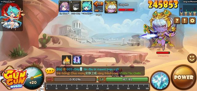 Gun Gun Mobile: Hướng dẫn vượt qua bí cảnh Robot cho người mới chơi, chỉ cần tuân theo đảm bảo 100% thành công! - Ảnh 1.