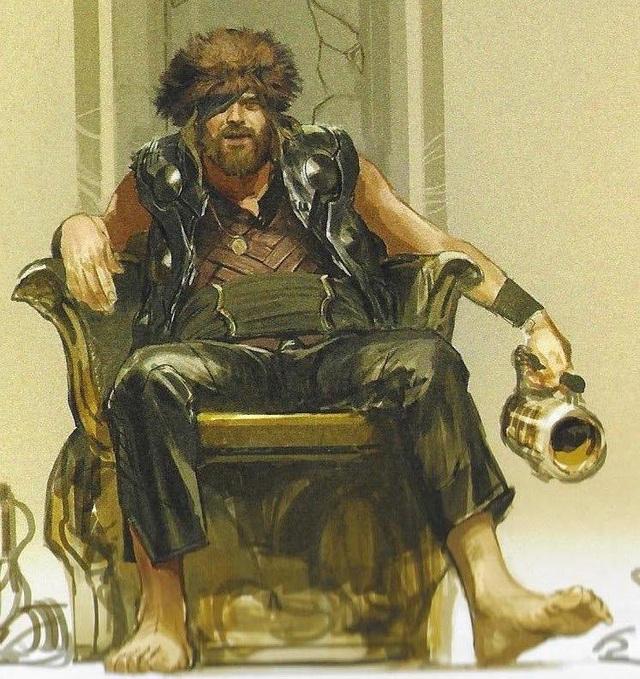 Chết cười khi ngắm loạt ảnh dìm Thần Sấm Bro Thor trong Avengers: Endgame - Ảnh 1.