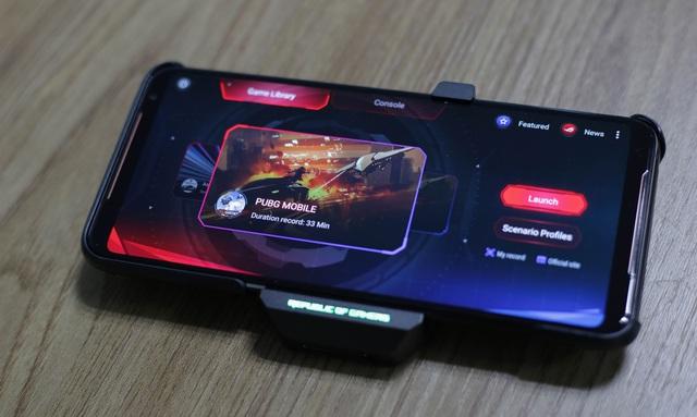 Nắn tận tay ROG Phone 2: Smartphone gaming hơn 20 triệu liệu chơi có sướng như lời đồn - Ảnh 10.
