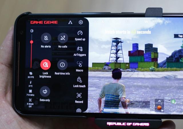 Nắn tận tay ROG Phone 2: Smartphone gaming hơn 20 triệu liệu chơi có sướng như lời đồn - Ảnh 13.