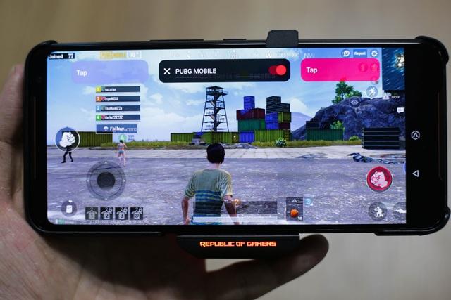 Nắn tận tay ROG Phone 2: Smartphone gaming hơn 20 triệu liệu chơi có sướng như lời đồn - Ảnh 14.