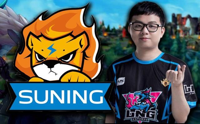 Người thân của SofM vô tình hé lộ: Thần rừng Việt Nam sẽ gia nhập Suning Gaming? - Ảnh 3.