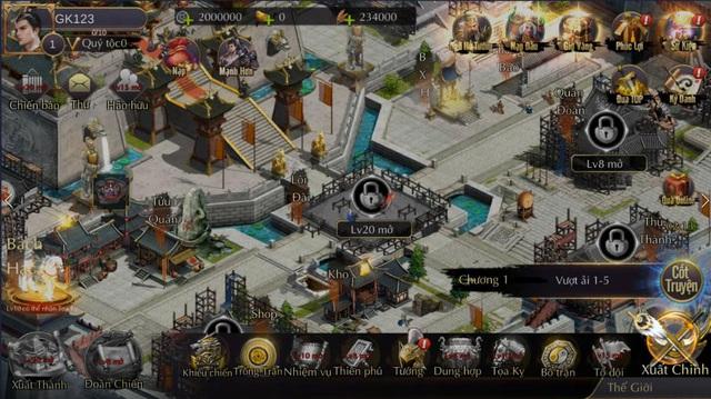 Trải nghiệm Tam Quốc 94 - Game chiến thuật dàn trận thời gian thực - Ảnh 4.